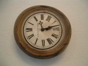 Stara stenska ura